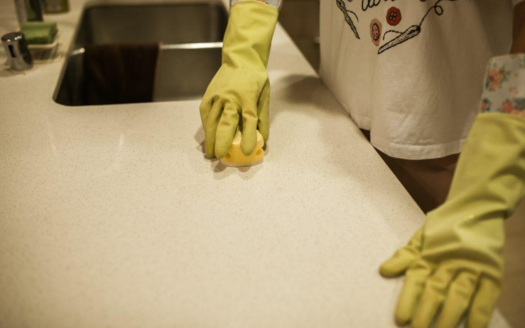 Limpieza del hogar en Burgos