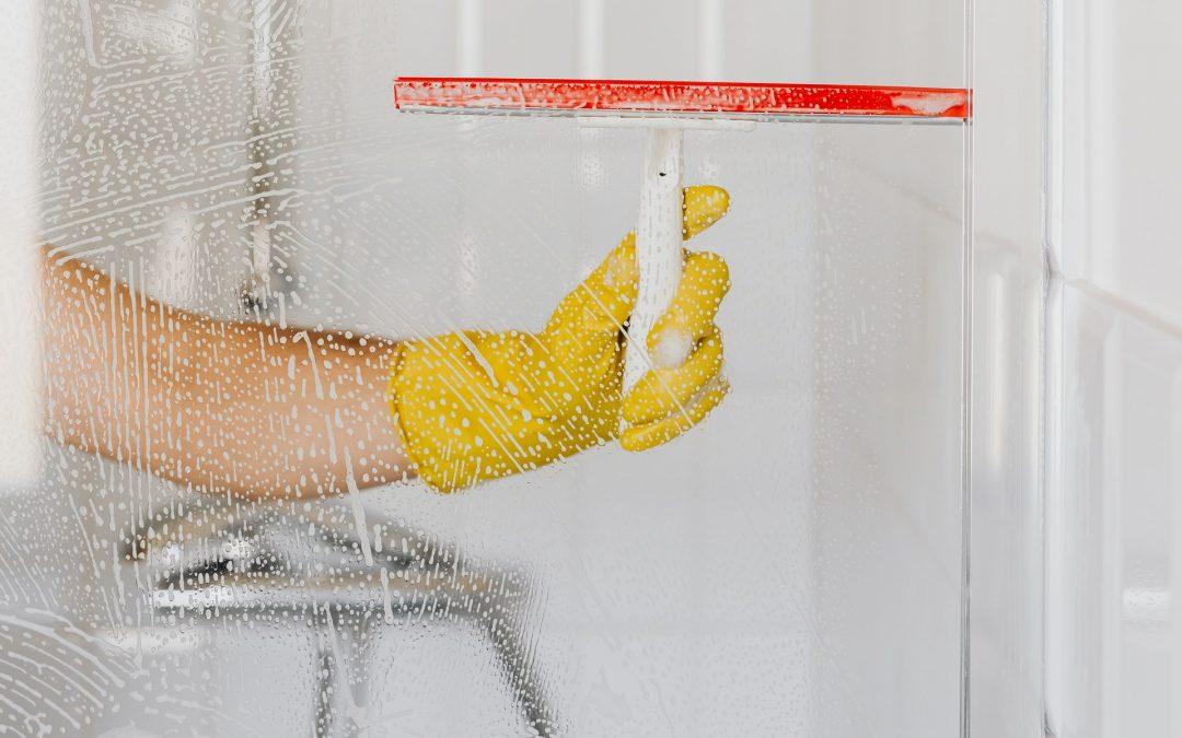 ¿Cómo limpiar el moho?